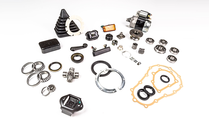 Picture for category Clutch parts