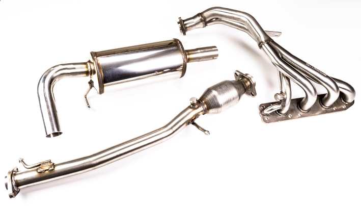 Picture for category Exhaust system