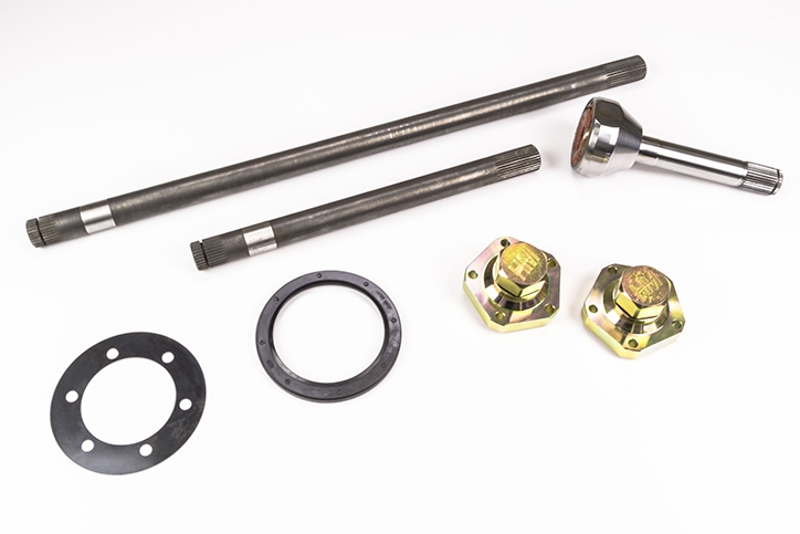 Picture for category Axle and axle shafts