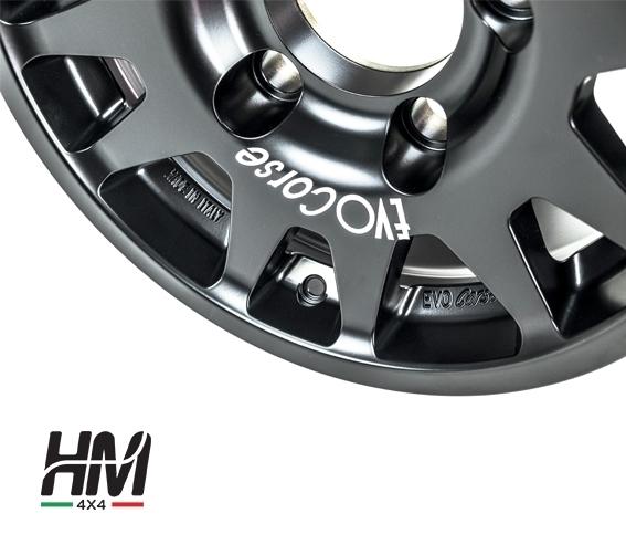 wheel evocorse Land Rover