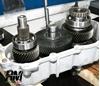 Transfer case Suzuki Samurai with transfer Case Gear Set on Jimny