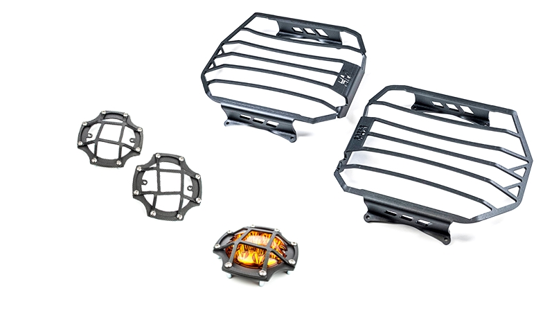 Picture for category Headlight guards
