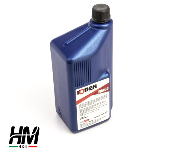 Olio Rothen Multispecial 20W60