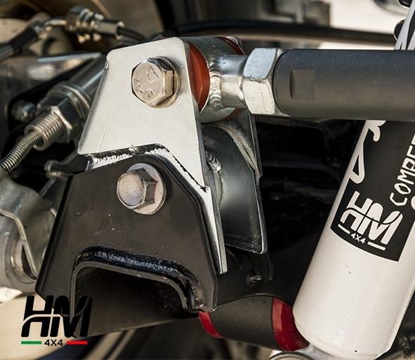 Riposizionatore panhard posteriore Suzuki Jimny 2018