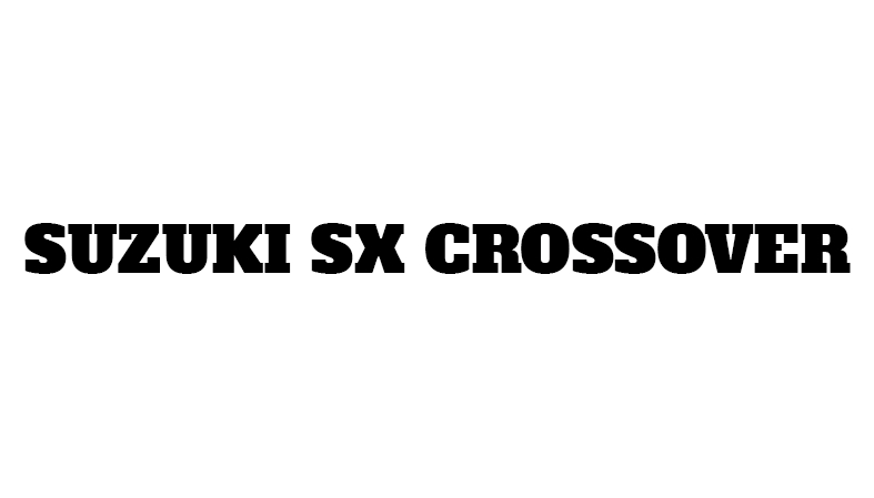 Picture for category Protections for Suzuki SX Crossover