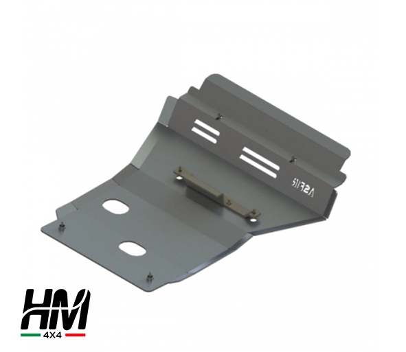 Front skid plate Toyota LC 155 10'-19'