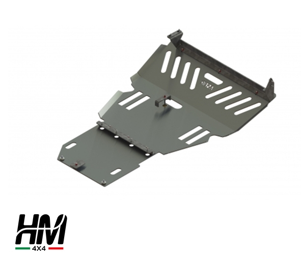 Gear and engine skid plate Volkswagen Amarok 18'-19'