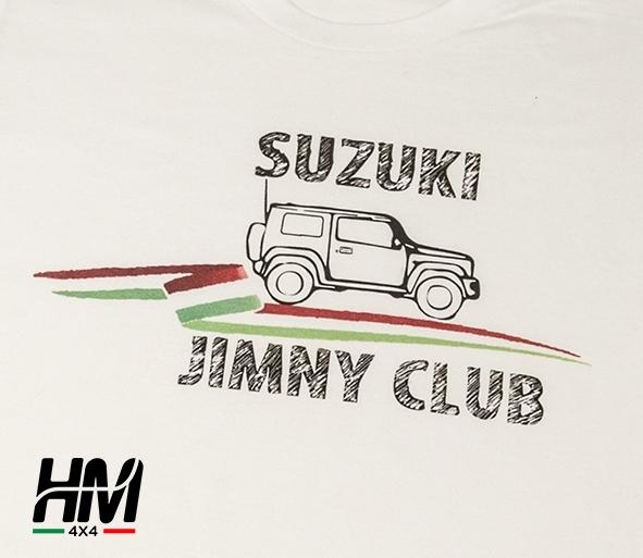 Maglietta Suzuki Jimny Club