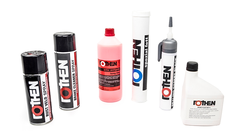 Picture for category Liquids, greases and sealants