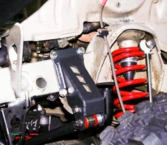 Finecorsa anteriori Suzuki Jimny 2018 +30mm
