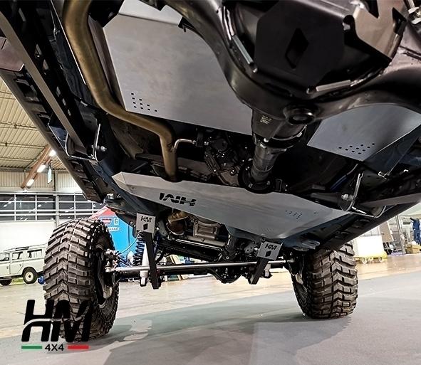 paraserbatoio Suzuki Jimny  2020