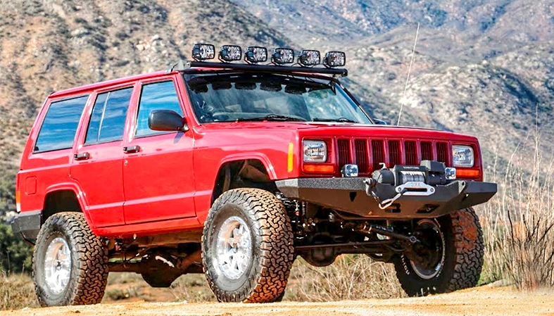 Immagine per la categoria Cherokee XJ 1984-2001