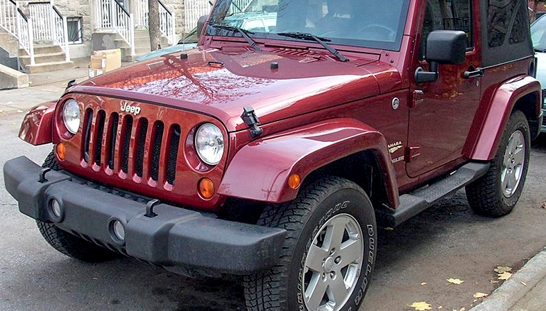 Picture for category Wrangler JK 2007-2018