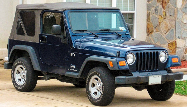 Picture for category Wrangler TJ 1997-2006