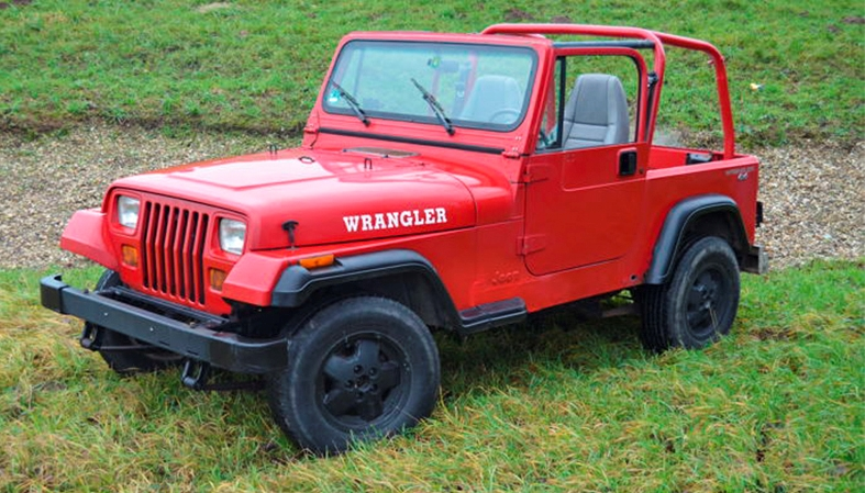Immagine per la categoria Wrangler YJ 1987-1996