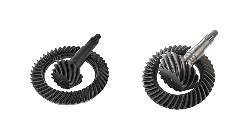 Picture for category Ring and pinion