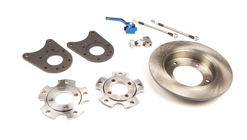 Picture for category Rear disc brake swap