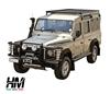Portapacchi 3/4 Land Rover Defender 110