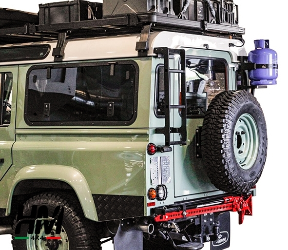 Scala posteriore Land Rover Defender 90/110