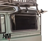 Land Rover Defender Puma gullwing box - Front Runner
