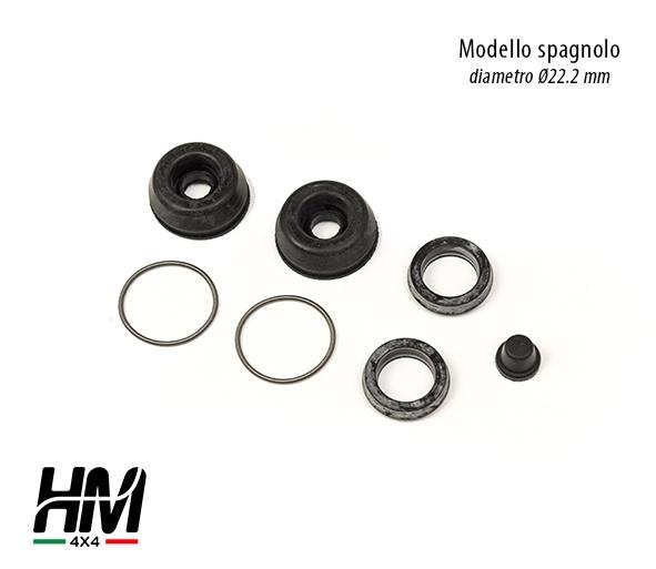 Kit revisione cilindretto freno posteriore Suzuki Samurai ed SJ