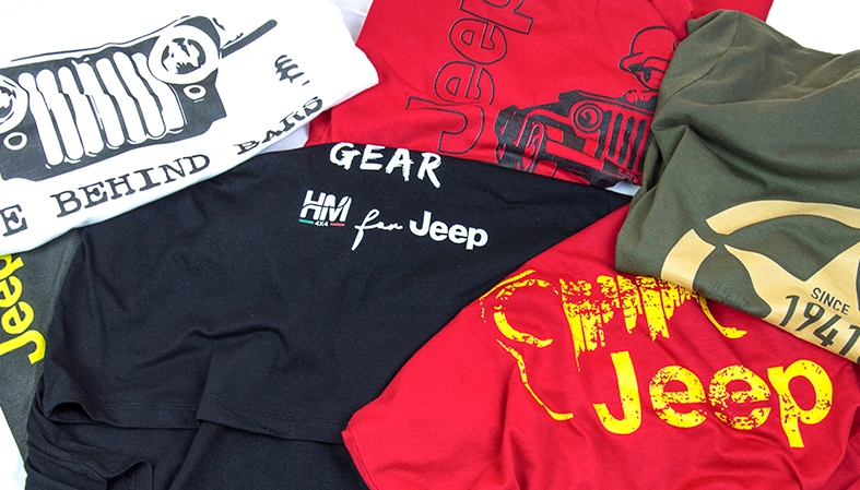 Picture for category Jeep clothing