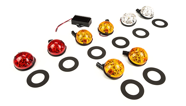 Picture for category LED 73 mm lights