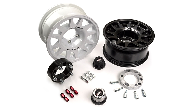 Picture for category Wheels and hubs