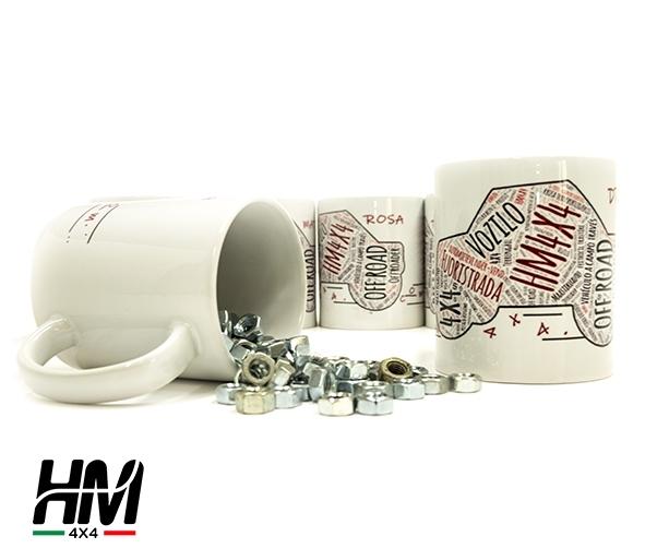 Tazza HM4X4 personalizzabile