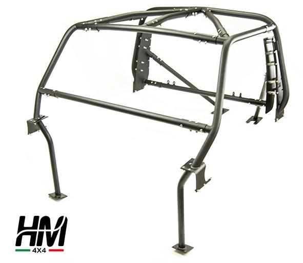 Roll cage ibrido Suzuki Samurai