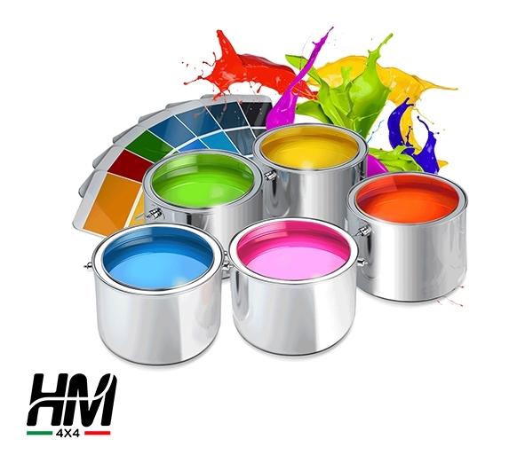 Colore acrilico per vernice personalizzabile