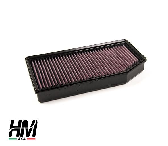Filtro aria K&N per Jeep Wrangler JL
