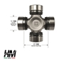 5-760X axle shaft universal joint