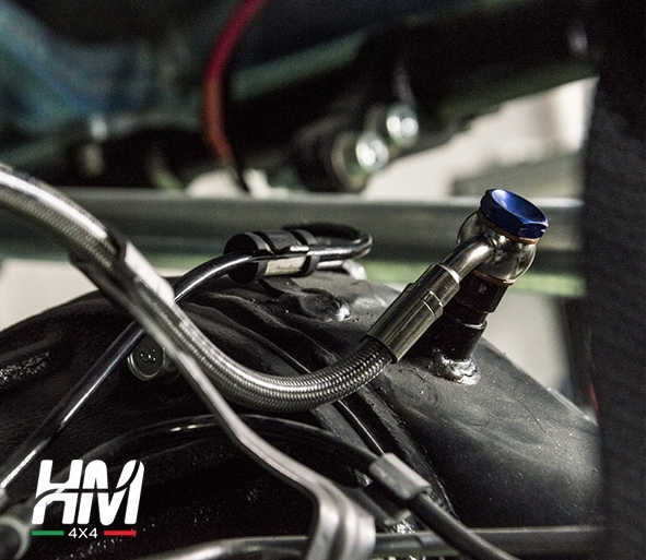 Kit sfiati differenziale Suzuki Jimny dal 2018