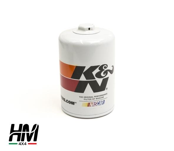 filtro olio k&n defender