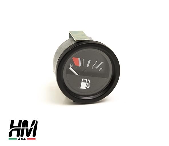 indicatore livello carburante defender