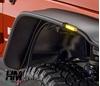 parafanghi bushwacker jeep jk