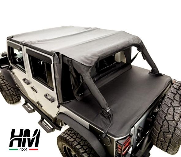 cappotta jeep wrangler unlimited