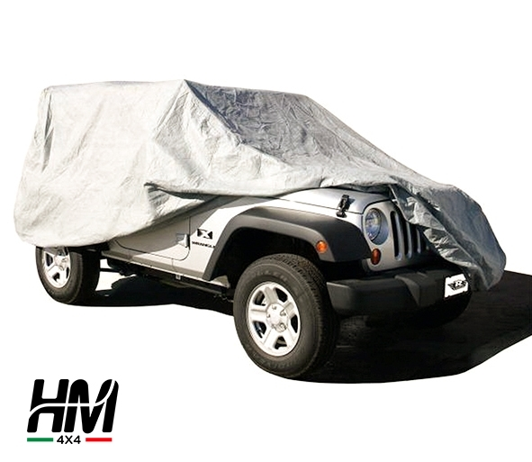 telo copriauto jeep wrangler