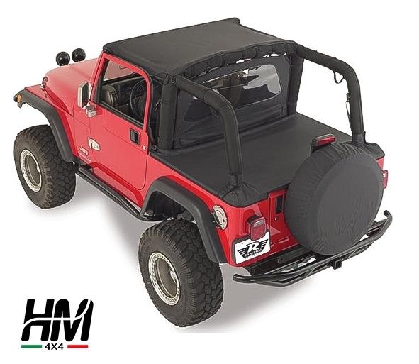 soft top jeep wrangler tj