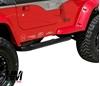pedane sottoporta jeep wrangler