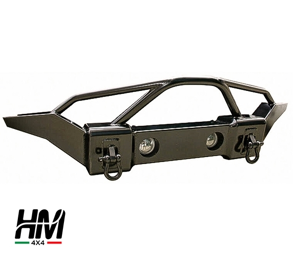 Paraurti anteriore con stinger Jeep Wrangler JK