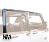 cornice porta per soft top Jeep JK 4 porte