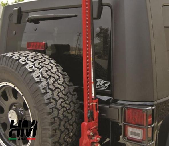Supporto binda Jeep Wrangler JK