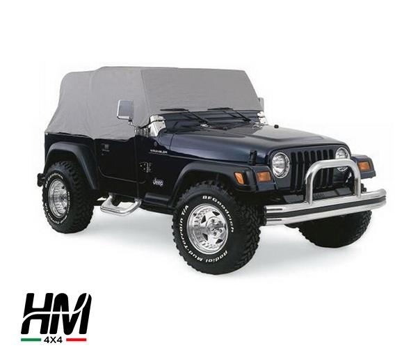Copri cabina Jeep Wrangler JK 2 porte