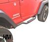 Barre laterali con gradino ribbassato Jeep Wrangler JK 2 porte