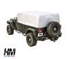 Copri cabina Jeep Wrangler JK 4 porte
