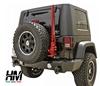 paraurti posteriore jeep wrangler jk unlimited