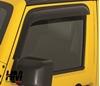 deflettore finestrino jeep wrangler jk 2 porte