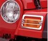 protezioni fari anteriori jeep wrangler jk